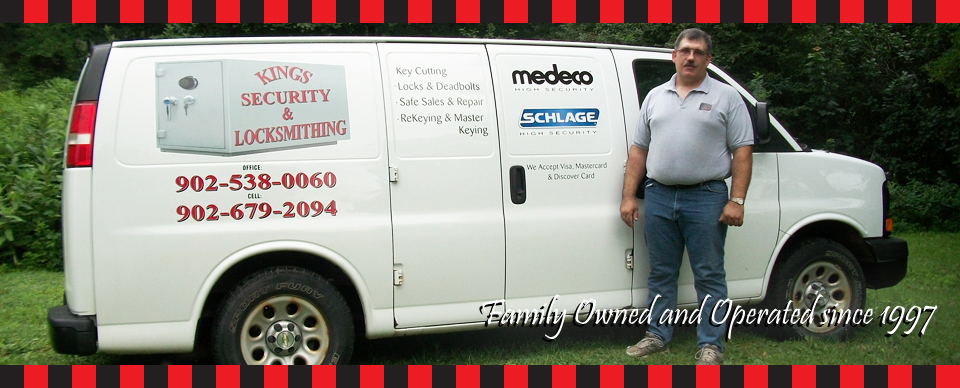 Family Owned and Operated since 1997 | Tim & Van